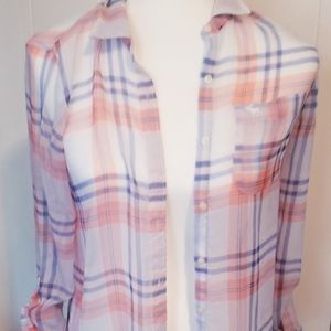 Women's Abercrombie and Fitch button shirt Size XS
